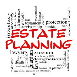 Estate Planning guidance in The Woodland